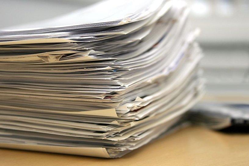Какие документы нужны для развода в суде или загсе