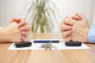 Как происходит раздел имущества при разводе, Юридическая консультация
