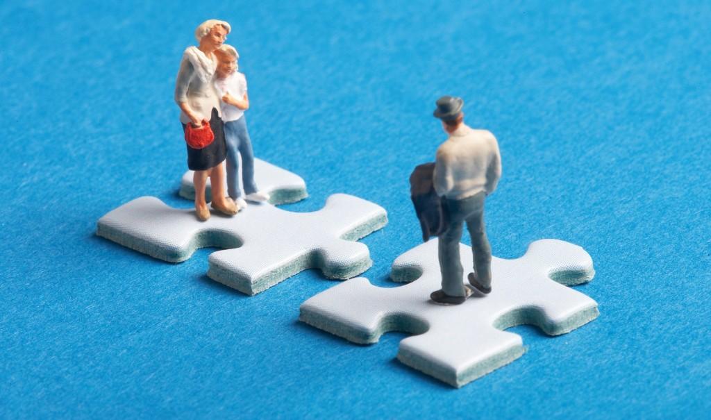 Как происходит разделение имущества при разводе