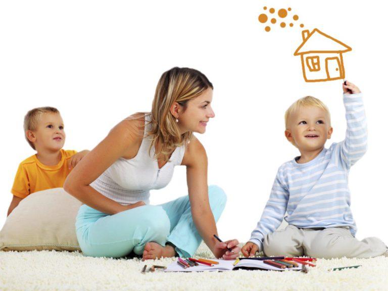 Погашение ипотеки материнским