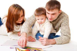 Как производится выплата ежемесячная детских до  лет