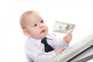 Начисление детских пособий: виды выплат