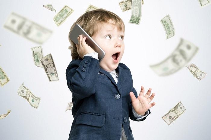 Алименты на ребенка в процентах от дохода