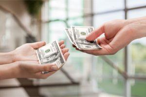 прекращение выплат на содержания