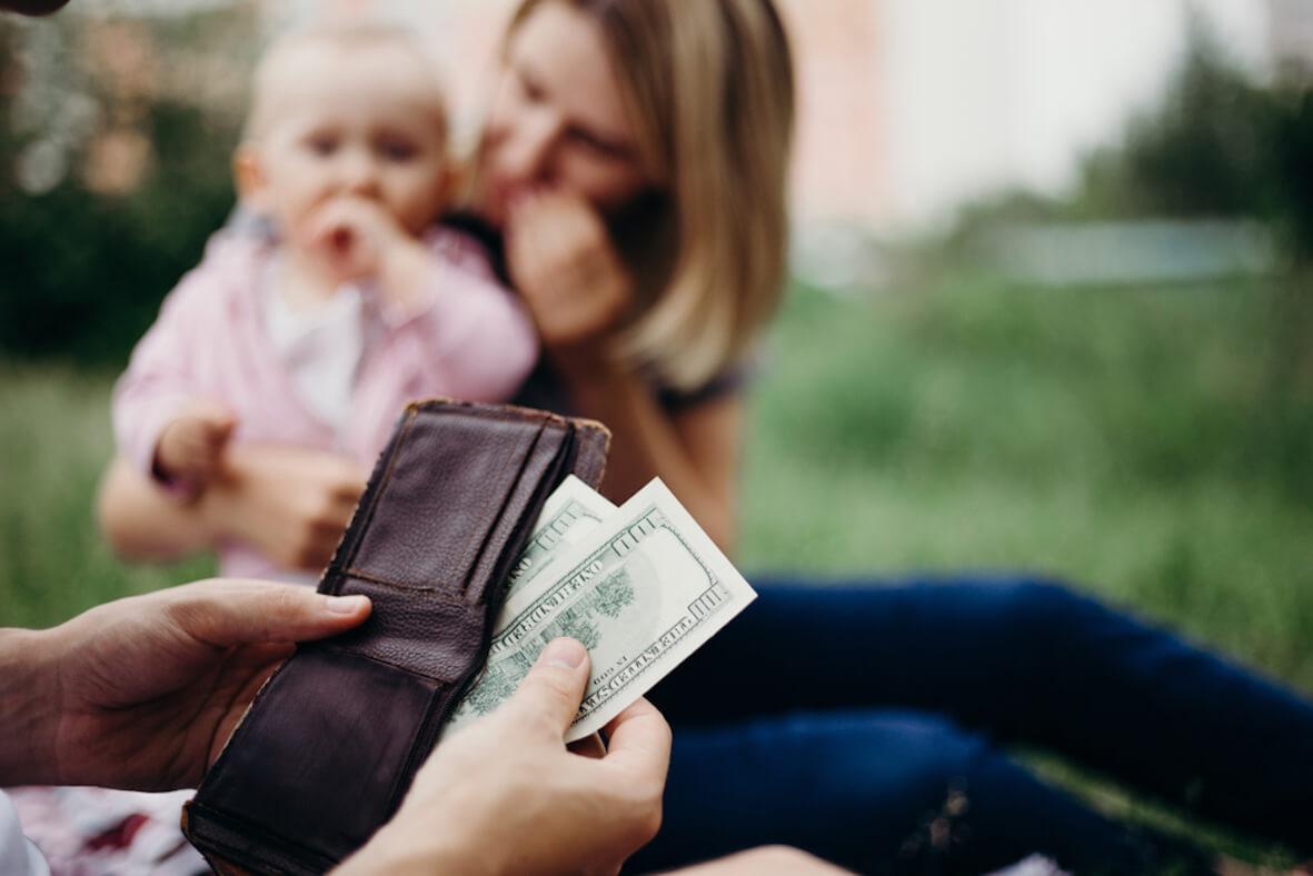 Платежное поручение на перечисление алиментов: образец, что это такое и как правильно отправить деньги?